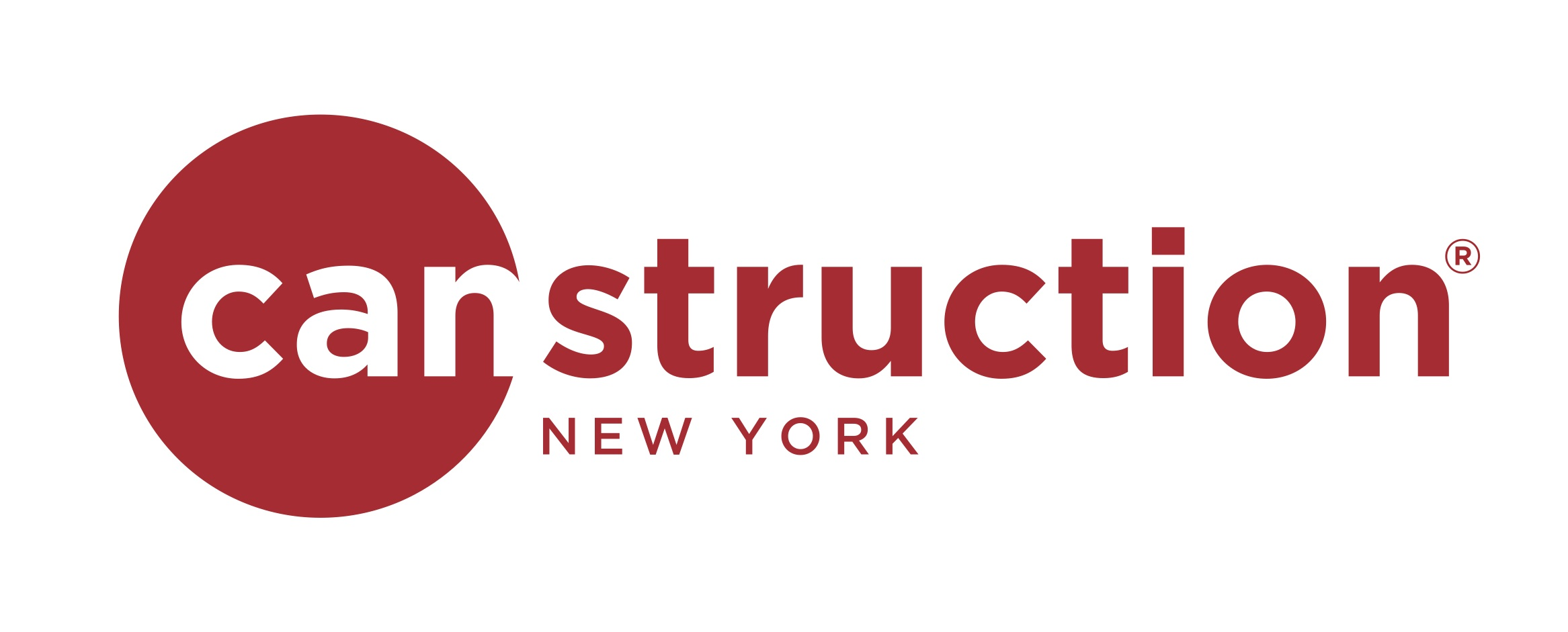 Canstruction New York logo